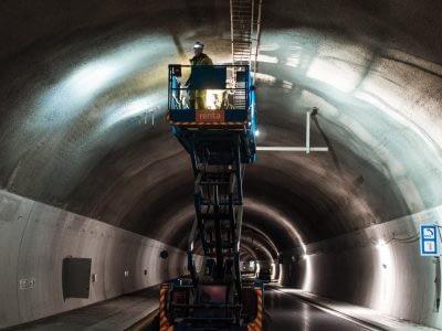E39 tunnel Svegatjørn rådal Bergen Os thunestvedt